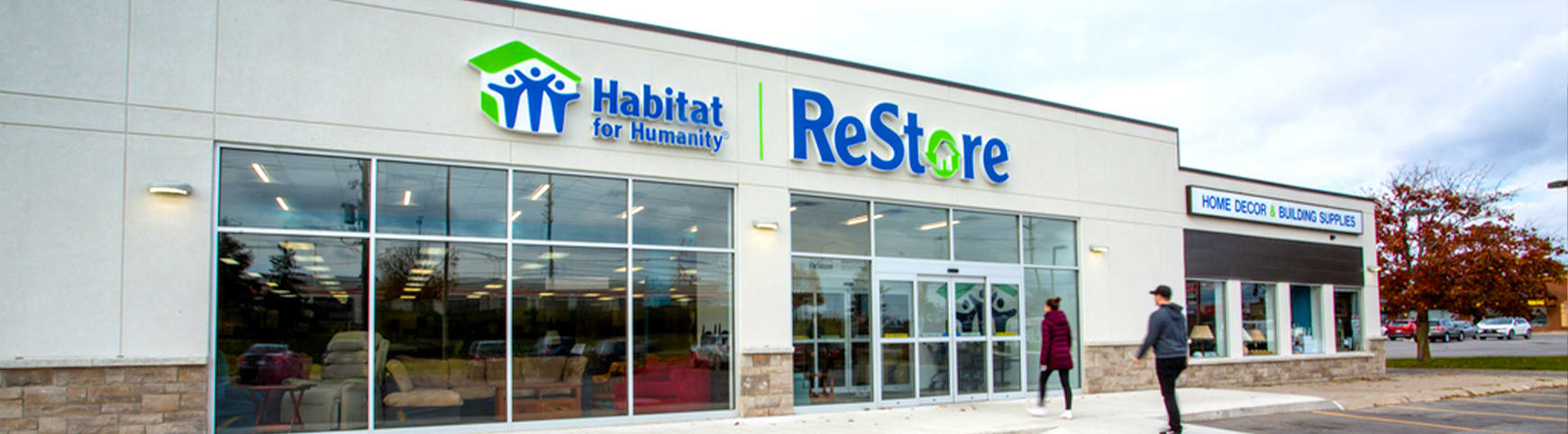 Contact Us, Habitat for Humanity Waterloo