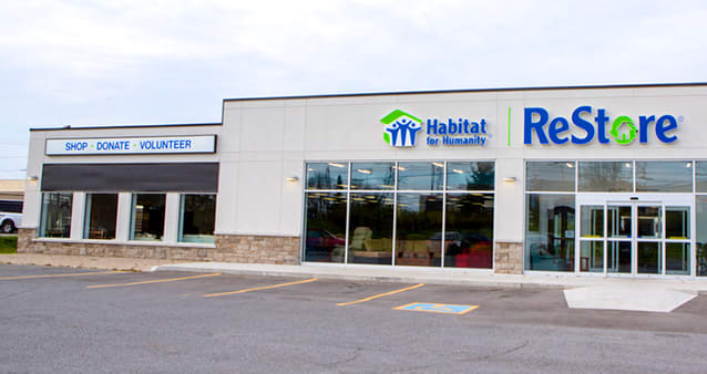 Locations, Habitat for Humanity Waterloo